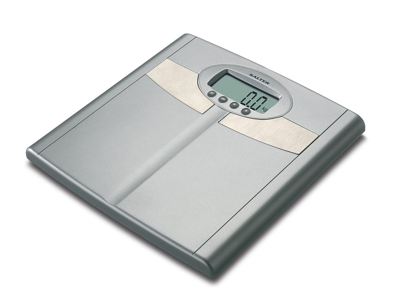 Salter 9102 Body Analyser Bathroom Scales Amazon Health