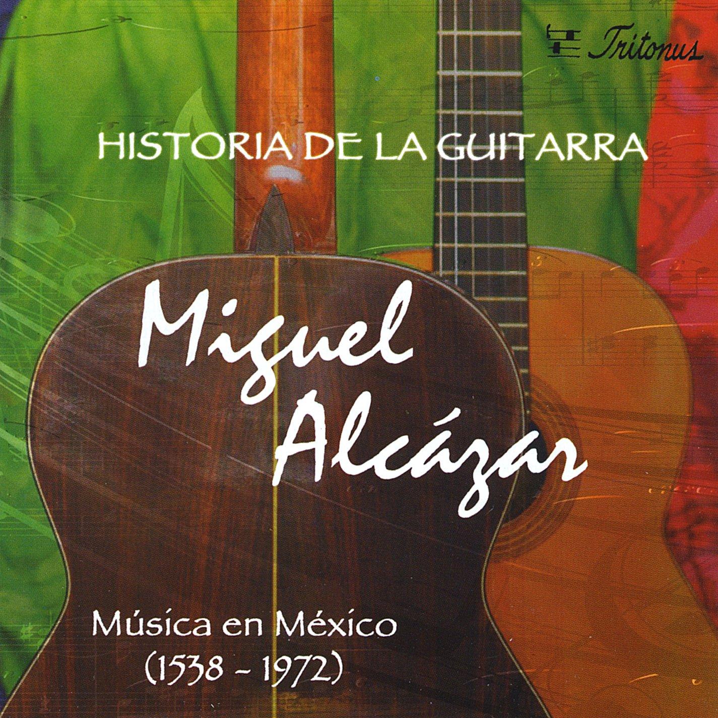 La Historia de la Guitarra Mus: Miguel Alcazar: Amazon.es: Música