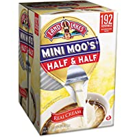 Land O` Lakes Mini Moos Half amp; Half, .5oz, 192 Per Carton