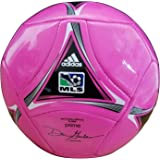 adidas MLS Glider Soccer Ball - Breast Cancer Awareness - Pink/Black/White