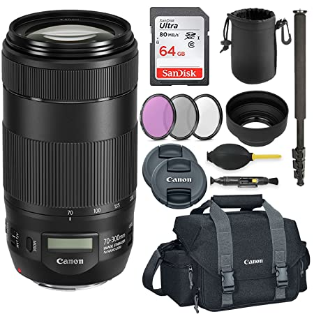 Review Canon EF 70-300mm f/4-5.6
