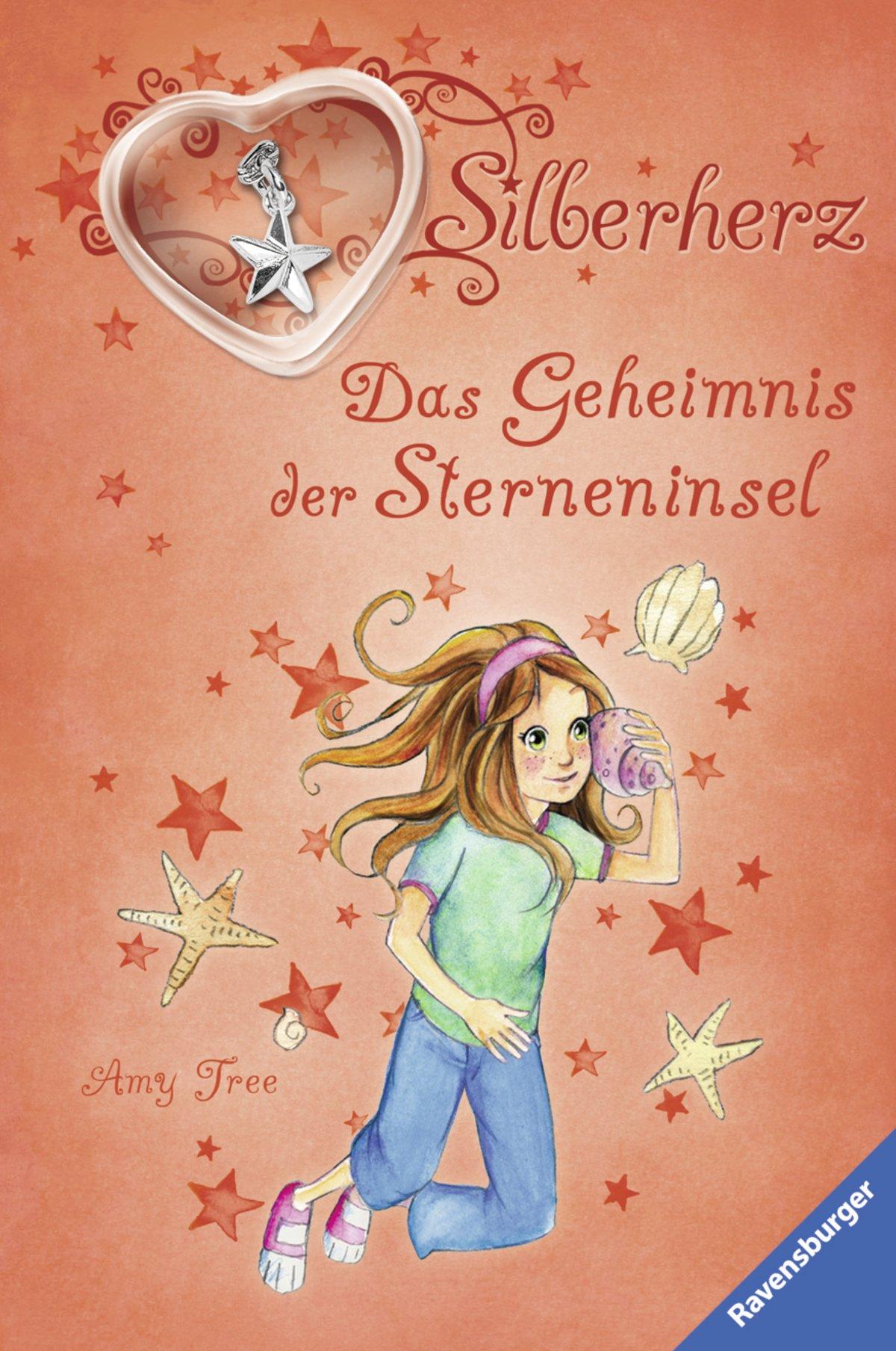 Das Geheimnis der Sterneninsel (Silberherz, Band 9) Gebundenes Buch – 1. August 2011 Amy Tree Gwen Millward Anne Braun Ravensburger Buchverlag