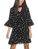 Glamorous Women's Women's Black Dress 100% Polyester