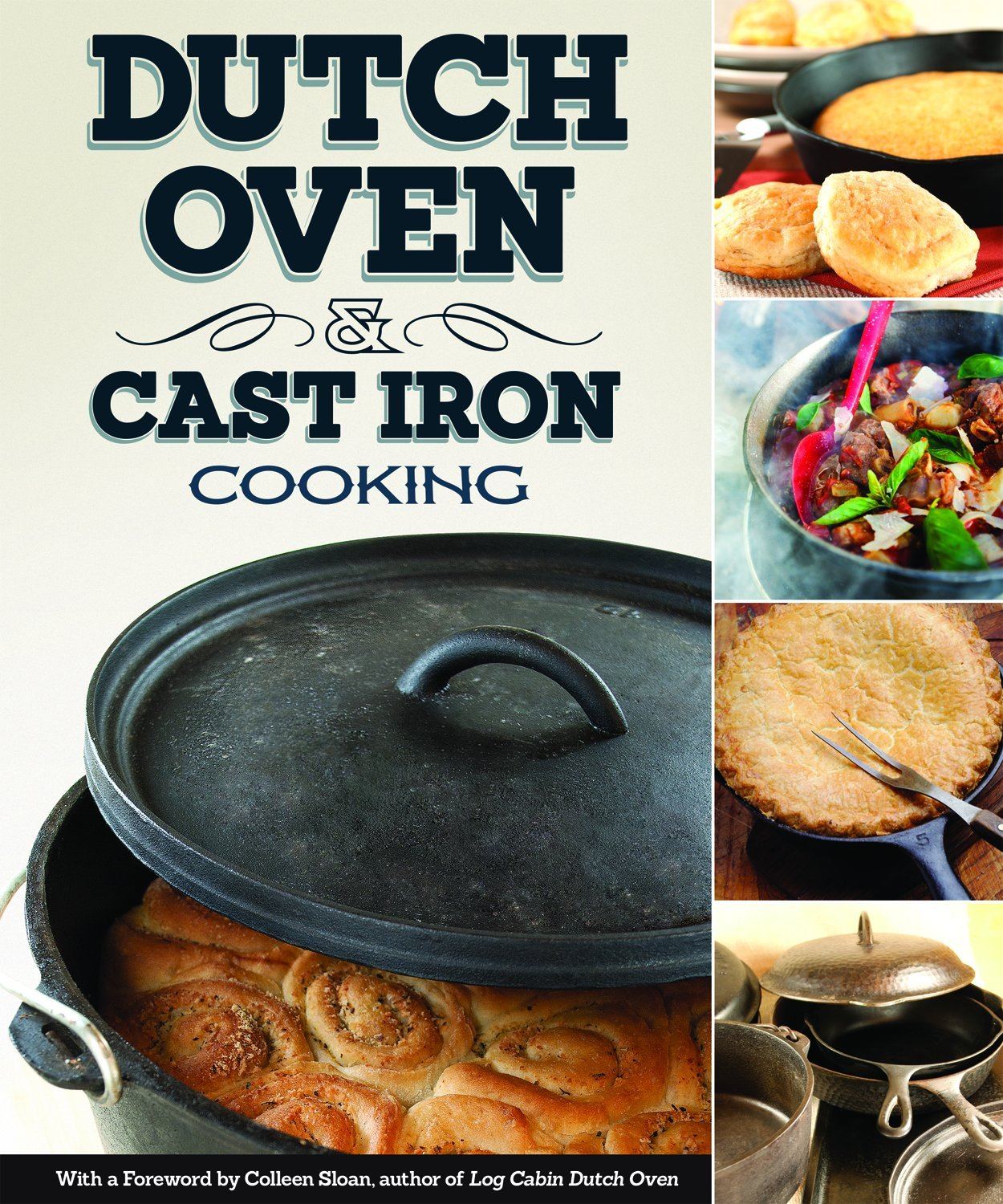 Dutch Oven Cast Iron Cooking Couch Peg 9781565238176 Amazon