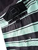 Unitop Men's Board Shorts Striped Plaid Surf Trunks