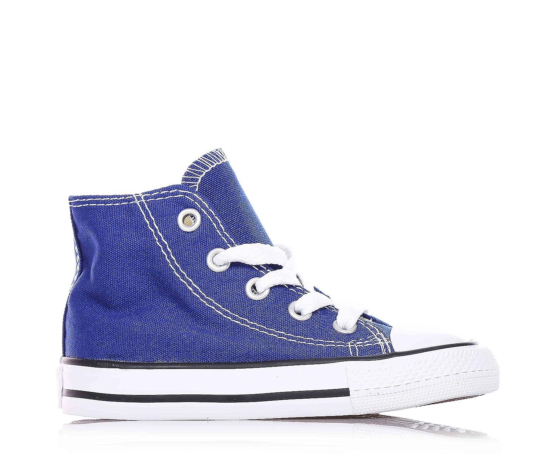CONVERSE - Baskets bleues à lacets en tissu, garçon, garçons garçon garçons-26