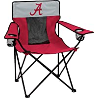 Amazon Price History for:Logo Brands NCAA Collegiate Unisex Adult Elite Chair with Two Cups Holder, One Size, Multicolor