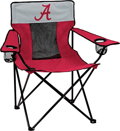 Multicolor One Size Logo Brands NCAA Collegiate South Florida Bulls Unisex Adult Elite Chair with Two Cups Holder