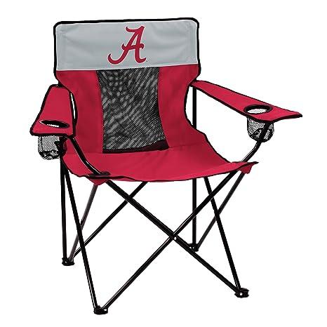 Bon Logo Brands Collegiate Alabama Crimson Tide Elite Chair