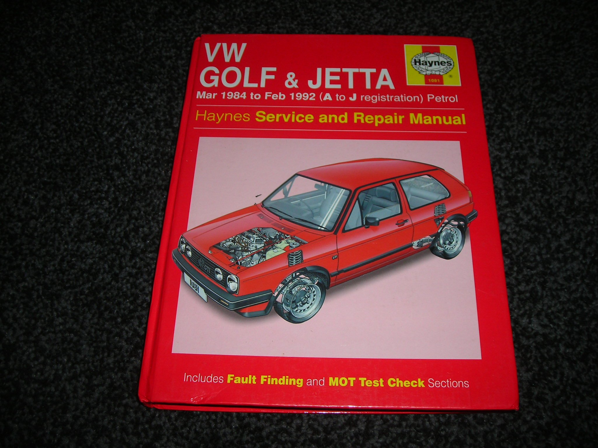 volkswagen golf and jetta 84 to 92 service and repair manual rh amazon com 1998 Volkswagen Jetta 1998 Volkswagen Jetta