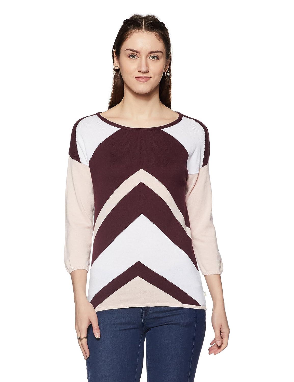 United Colors of Benetton Women's Cotton Sports Knitwear