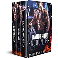 Dangerous Encounters: A Romantic Suspense Boxed Set (English Edition)