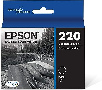 Epson T220120 - Cartucho de tinta para impresoras (Negro, XP-320 ...