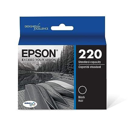 Epson T220120 - Cartucho de tinta para impresoras (Negro, XP ...