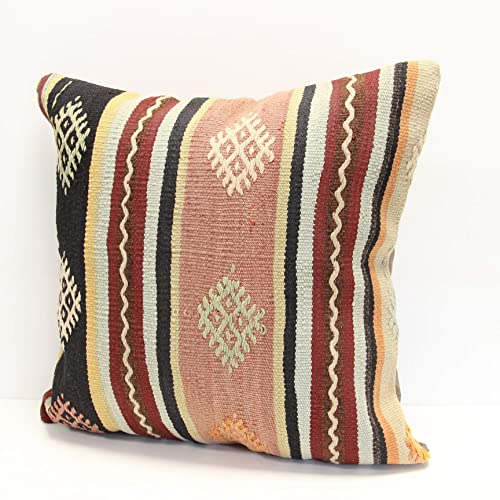 20x20 RUG PILLOW COVER
