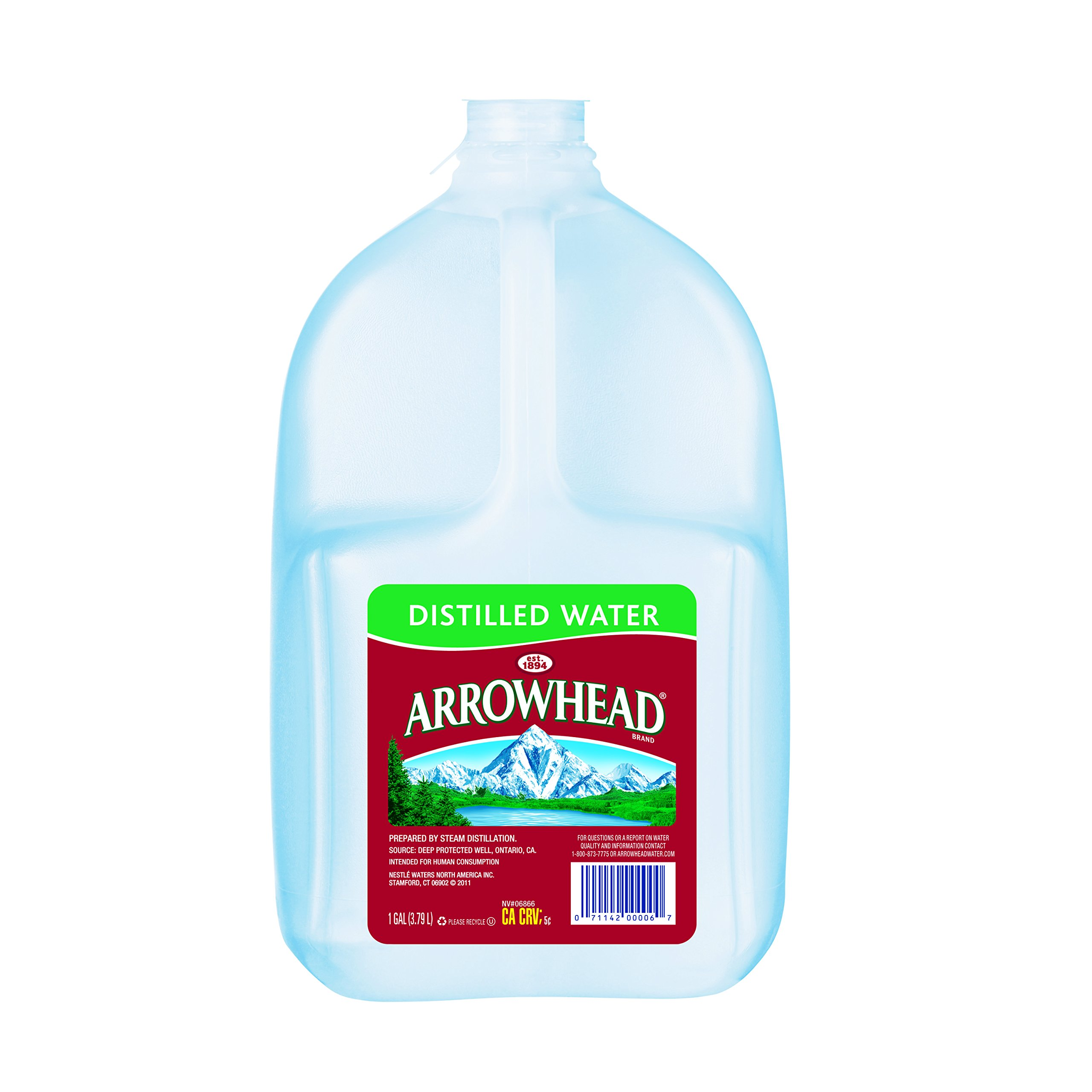 Arrowhead Water Water Distilled 1Ga