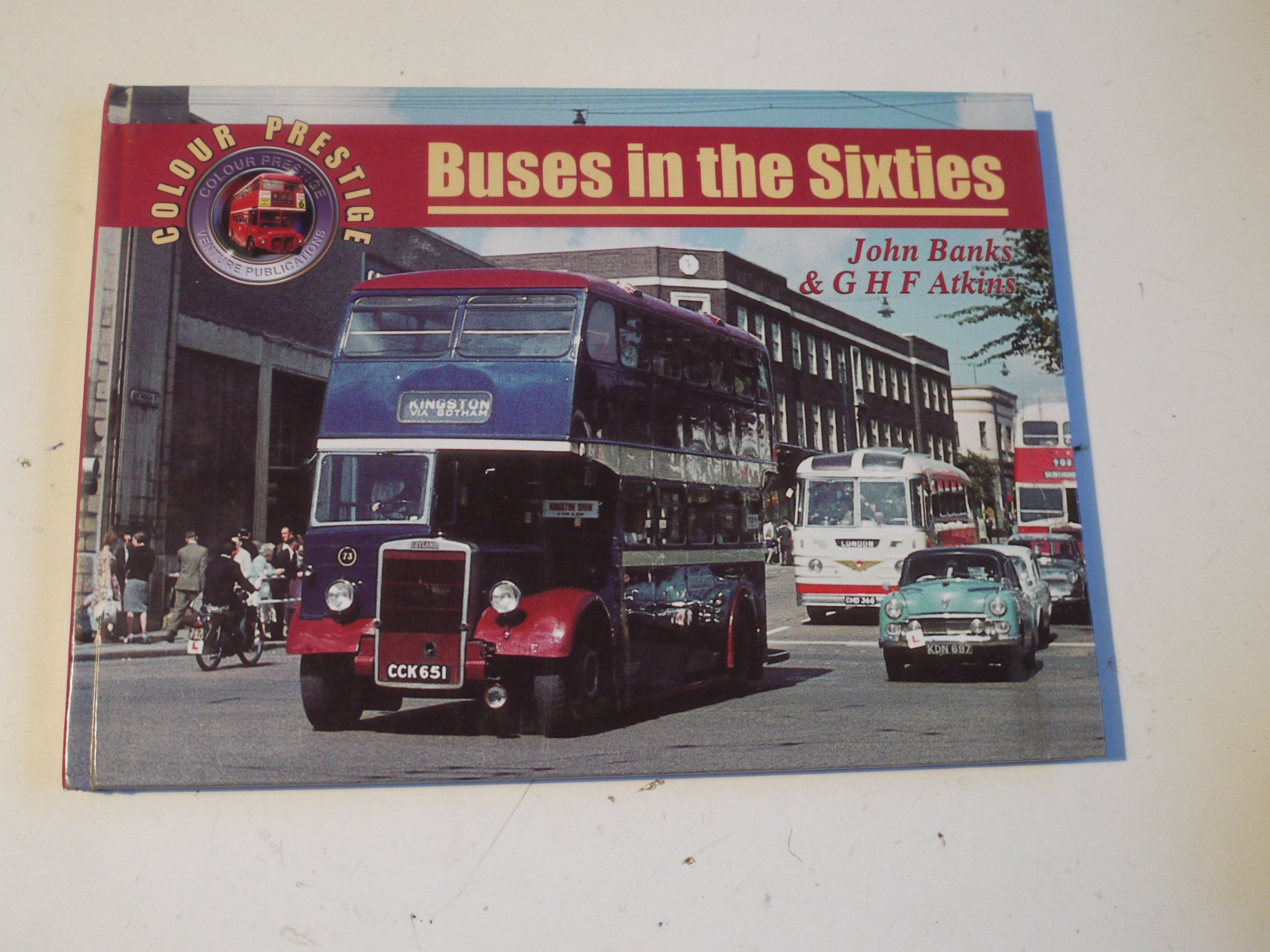 Download Buses in the Sixties (Colour Prestige) PDF