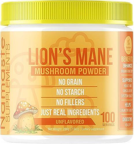 Lion's Mane Nootropic Mushroom Powder