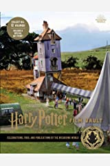 Harry Potter: Film Vault: Volume 12: Celebrations, Food, and Publications of the Wizarding World (Harry Potter Film Vault) (English Edition) Edición Kindle