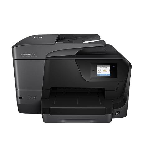 HP OfficeJet Pro 8718 - Impresora multifunción de tinta térmica ...