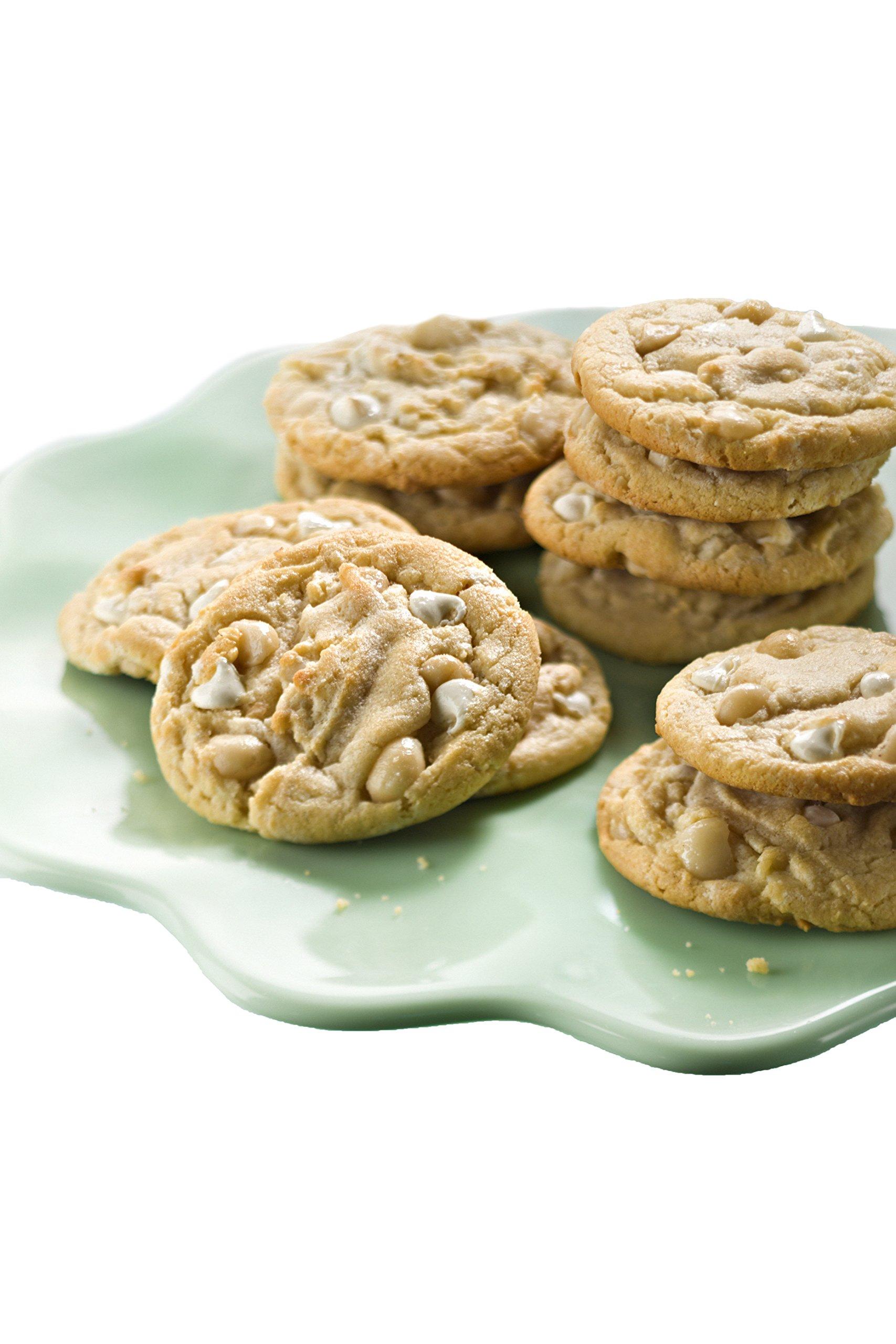 Neighbors Preportioned White Chocolate Macadamia Cookie Dough, 2.7 Pound by Neighbors