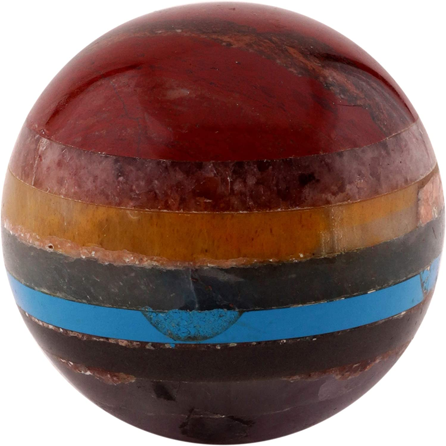40-60mm Conglomerate Real Conglomerate Gemstone Fine Quality Sphere Ball Metaphysical Sphere Ball