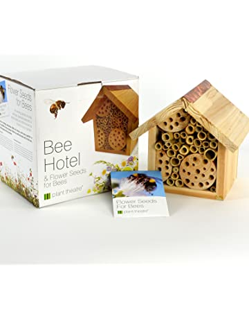 Insect Hotels Garden Outdoors Amazon Co Uk