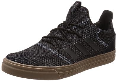 buy online dc313 72d2a adidas Men s True Street Skateboarding Shoes, Black Cblack Carbon 000, ...