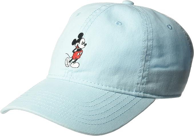 Disney Unisex-Adult's Mouse Body Baseball Cap
