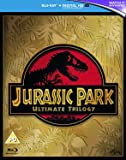 Jurassic Park Trilogy [Blu-ray + UV Digital Download] [2015] [Region Free]