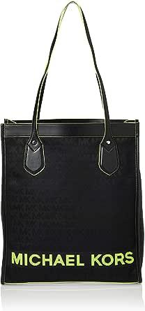حقيبة نساء من مايكل كورس -اصفر- حقائب كبيرة توتس