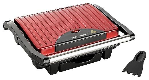 Dunlop 3 in1 Multi Función Grill 1000 W | sandwichera + ...