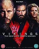 Vikings Intégrale saison 4 (partie 1 et partie 2) - Audio Français - Blu Ray