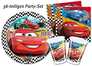 36 piezas Set de fiesta con