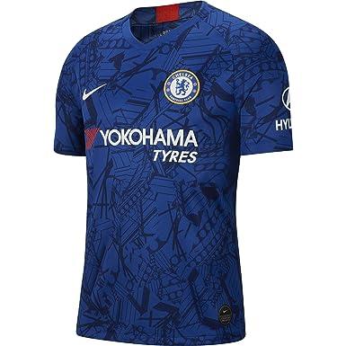 low priced 9ca2c 030e1 Amazon.com: Nike Chelsea Home Stadium Jersey 2019-20: Clothing