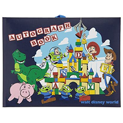Disney Parks Toy Story Pixar Autograph Book: Toys & Games
