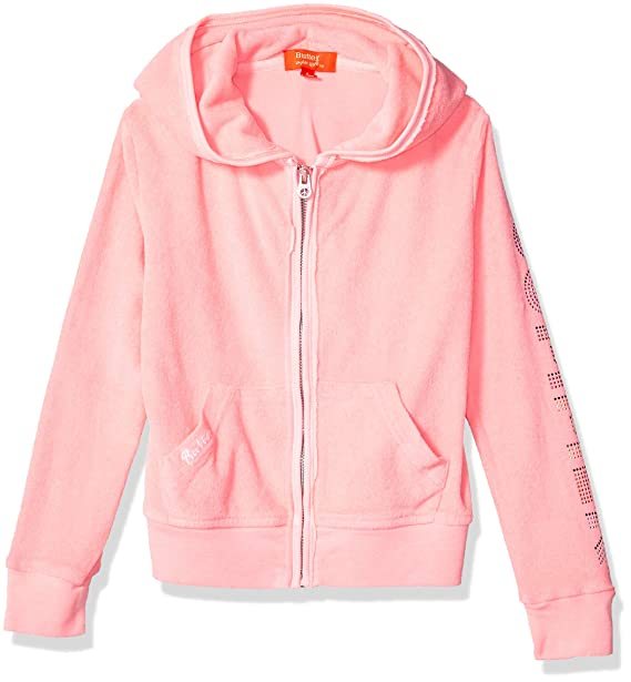 Butter Girls Mineral Wash Lace Up Pullover Sweatshirt