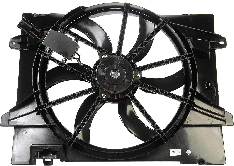 Dorman 620-112 Radiator Fan Assembly