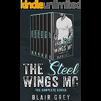 Complete Steel Wings MC Romance Series