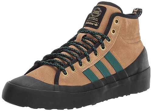 adidas Originals Men's Matchcourt High RX3 Running Shoe, raw