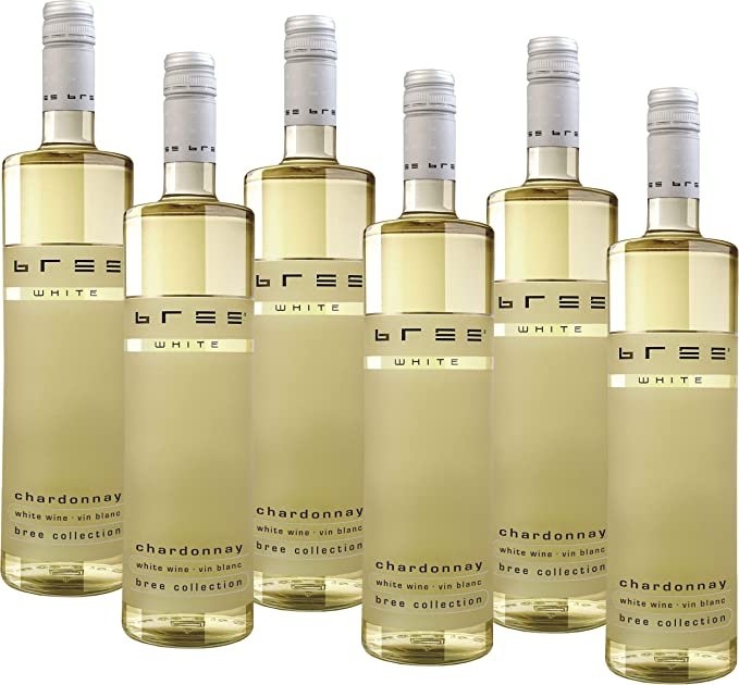 picked up save off factory outlet Bree Igp French Chardonnay 6X Bottles 75 Cl: Amazon.co.uk ...