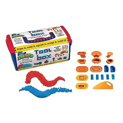 Relevant Play MAD MATTR Quantum Tool Box (Tool Box, 10oz): Toys & Games
