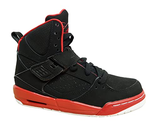 8967b1a1b6f Nike Air Jordan Flight 45 High IP BG Hi Top Trainers 845095 Sneakers Shoes   Amazon.co.uk  Shoes   Bags