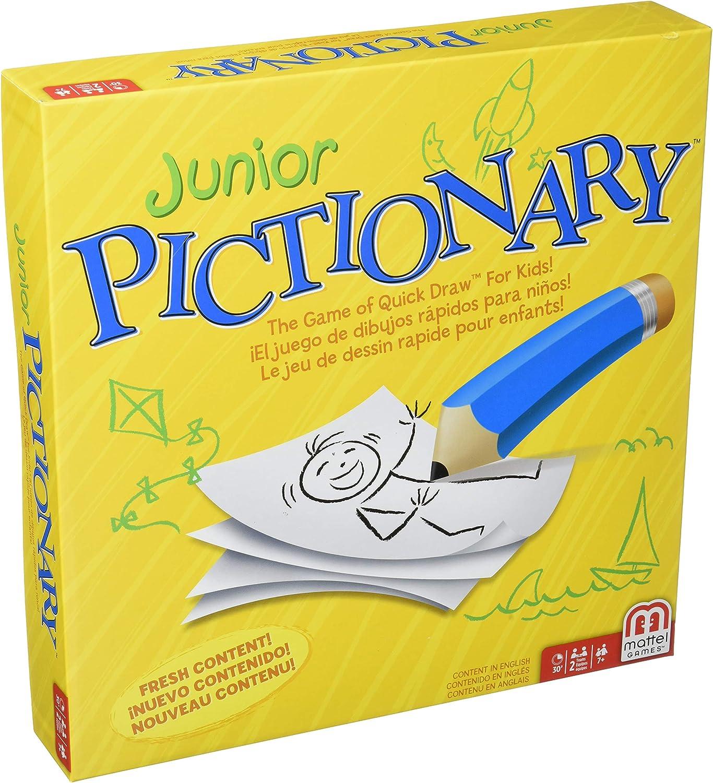 Mattel Pictionary Junior 2015 Edition by Pictionary: Amazon.es: Juguetes y juegos