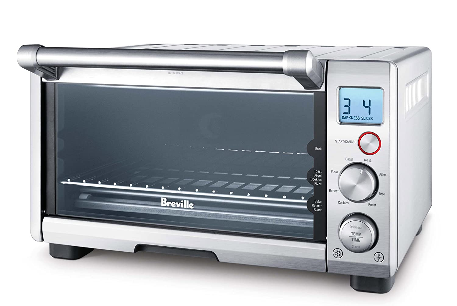 Breville Factory Reconditioned XXBOV650XLCompact Smart Oven