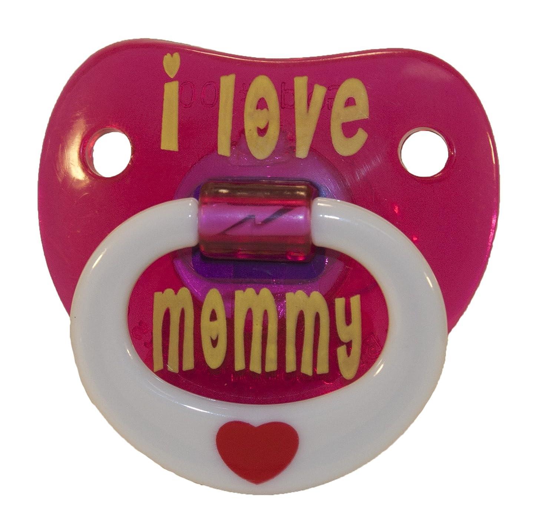 Amazon.com : Billy Bob Chupete - Amo a mi mamá : Baby