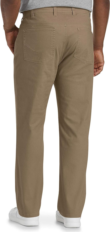 Essentials Herren Athletic-fit 5-Pocket Stretch Twill Pant