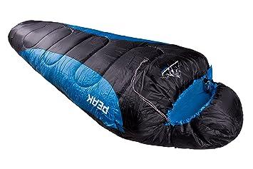 NEVERLAND® PEAK saco de dormir momia saco de dormir -4-16 ° C