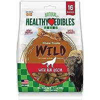 Nylabone Healthy Edibles Wild Natural Long Lasting Dog Chew Treats