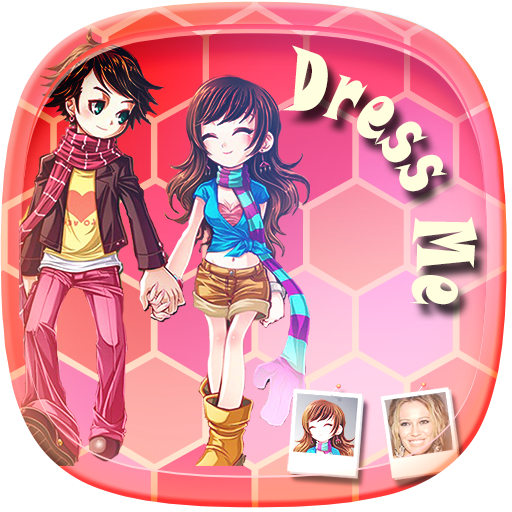 [Dress Me Up] (Celebrities To Dress Up As)